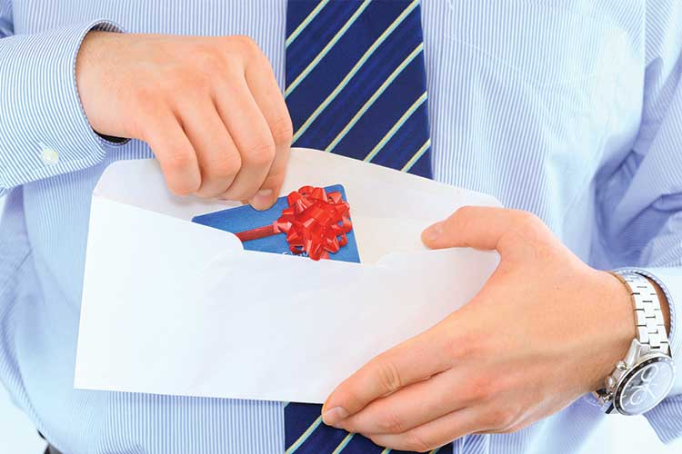 Opening direct mail