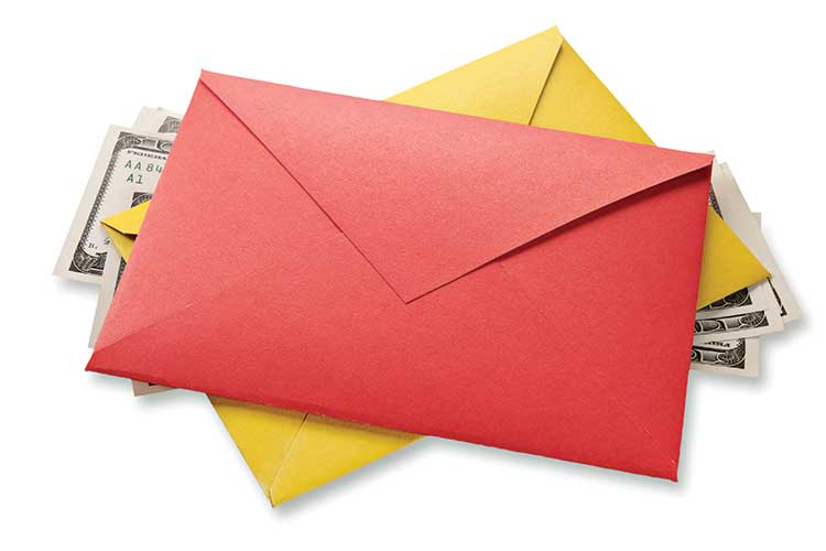 Direct mail marketing stands out