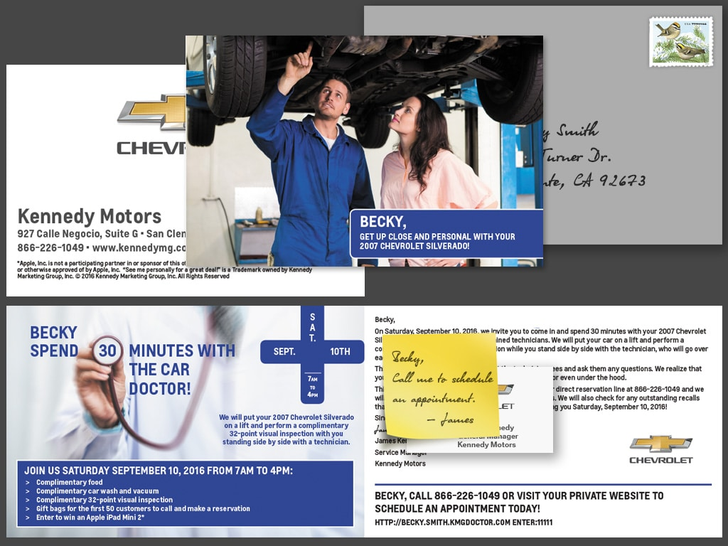 chevrolet car doctor program