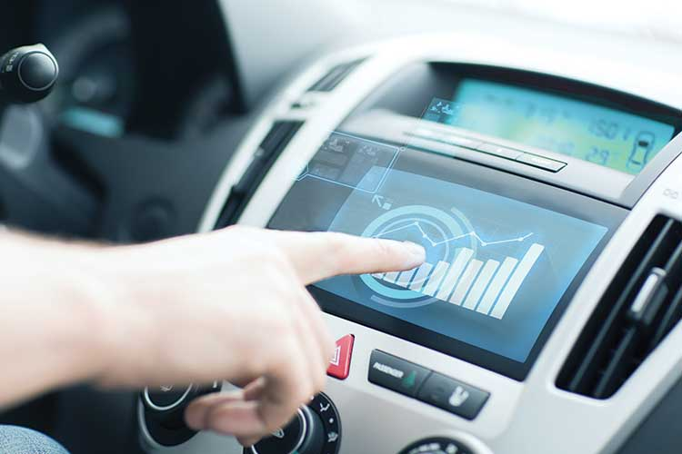 Data driven marketing in the automotive industry