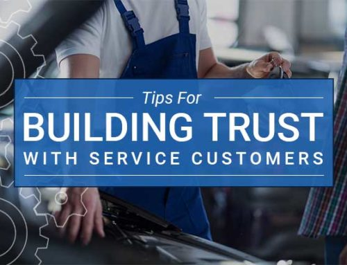 Tips for Building Trust with Service Customers