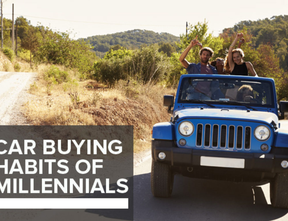 Are Millennials Buying Cars? (Infographic)