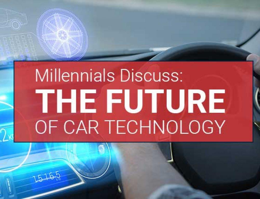 Millennials Discuss: The Future of Car Technology
