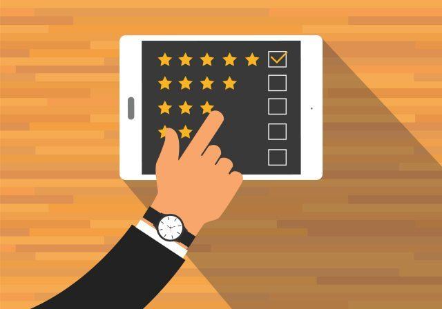 Customer Service Index Survey